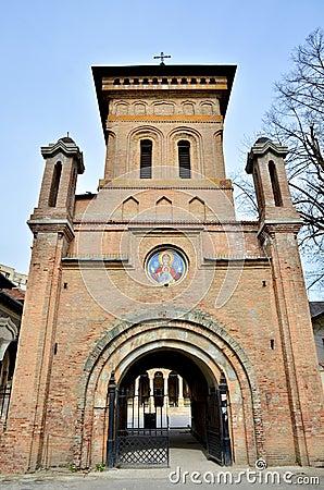 Free Antim Monastery Royalty Free Stock Image - 30381626