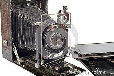 Antiquarian harmonious camera