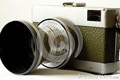 Antique 35mm camera