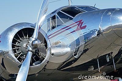 Antique Aircraft 1