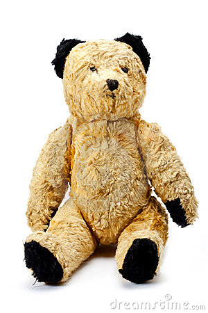 Free Antique Bear. Royalty Free Stock Images - 22466129