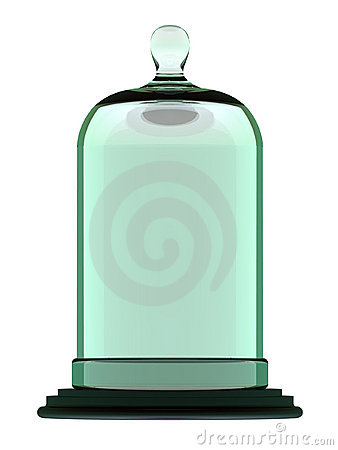Antique Bell Jar - Profile
