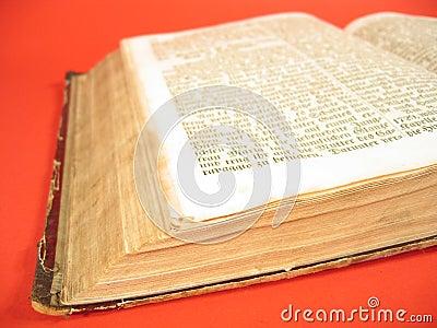 Antique Book III