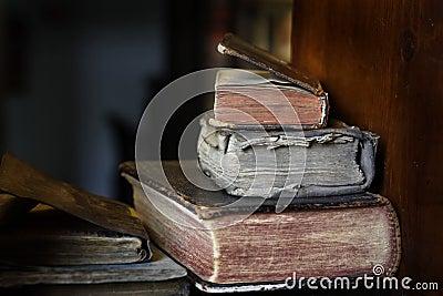 Antique books