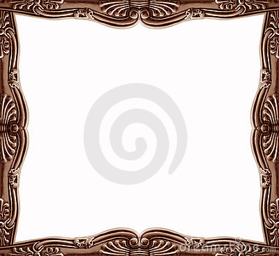 Free Antique Border 2 Royalty Free Stock Images - 509949