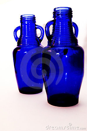 Free Antique Bottles Stock Image - 735871