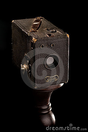 Free Antique Camera Royalty Free Stock Photos - 10018028