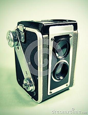 Free Antique Camera Royalty Free Stock Photos - 5759698