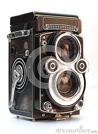 Free Antique Camera Stock Photo - 7100920