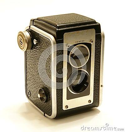 Free Antique Camera Royalty Free Stock Photo - 7806305