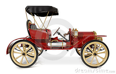 Antique Car 1910