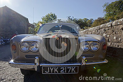 Rolls Royce Editorial Image