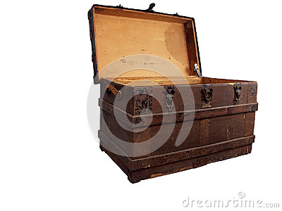 Antique chest 1