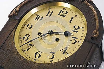 Antique Clock II