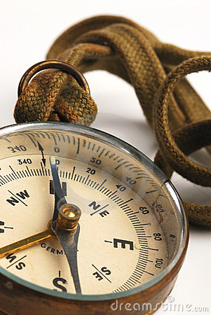 Free Antique Compass Face 3 Stock Images - 561284