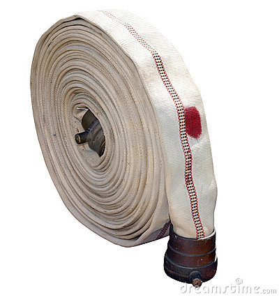 Antique Cotton Firehose