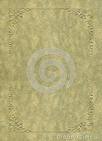 Antique cover