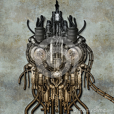 Antique Cyborg