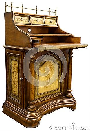 Free Antique Desk Stock Photography - 2427012