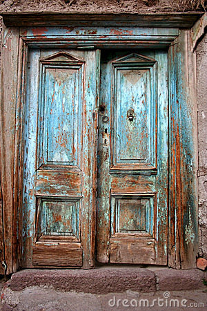 Free Antique Door Royalty Free Stock Photography - 4761797