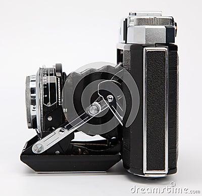 Free Antique Film Camera Stock Photos - 15558573