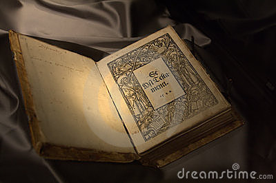 Antique Finnish Bible