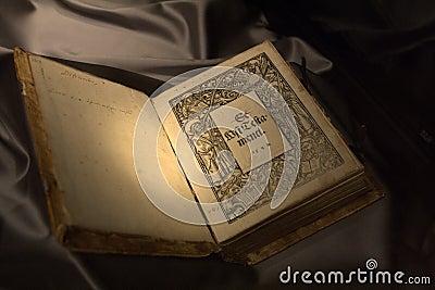 Antique Finnish Bible