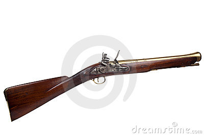 Antique firearm