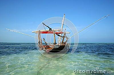 Antique Fishing Boat