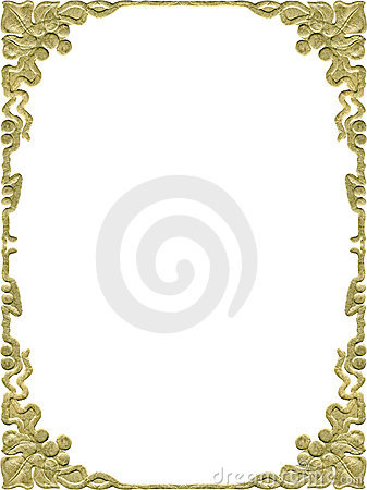 Free Antique Frame Royalty Free Stock Images - 509119