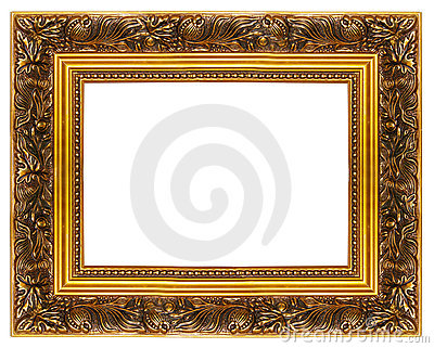 Antique frame 7