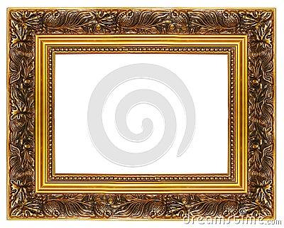 Antique frame 7