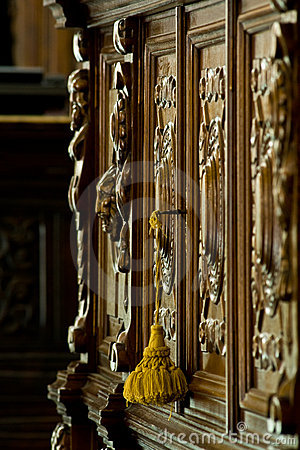 Antique Furniture Detail