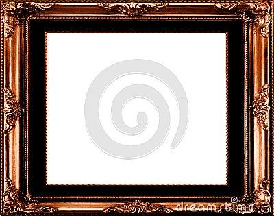 Antique gilt frame