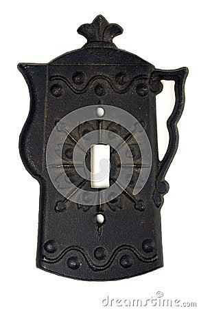 Antique Keyhole