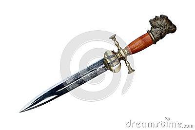 Antique knife