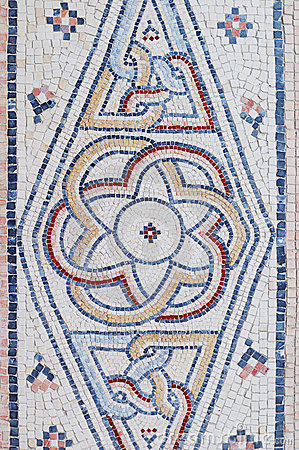 Antique mosaic