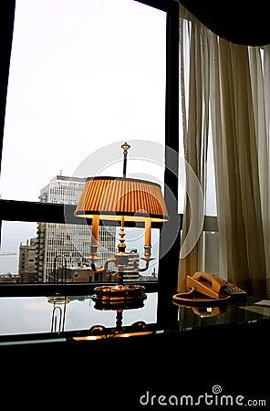 Antique Office Lamp