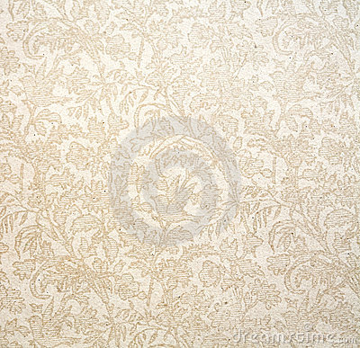 Free Antique Paper Found On Old Book Cover, Circa 1880 Stock Photography - 1273922