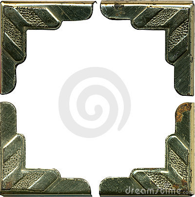 Free Antique Photo Corners From Early 1900 S Stock Photography - 303902