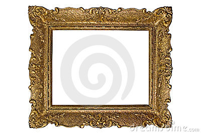 Antique Photo Frame Stock Photography - Image: 2149032