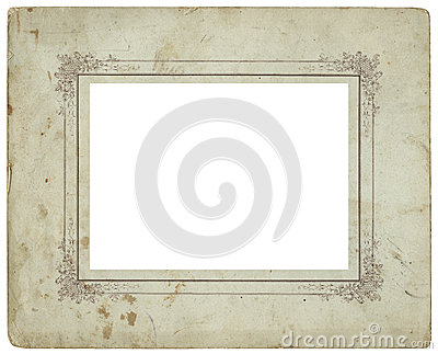 Antique photo frame 2
