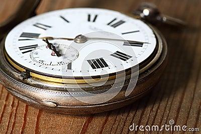 Antique pocket watch A