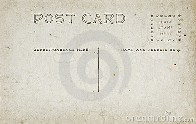 Antique Post Card