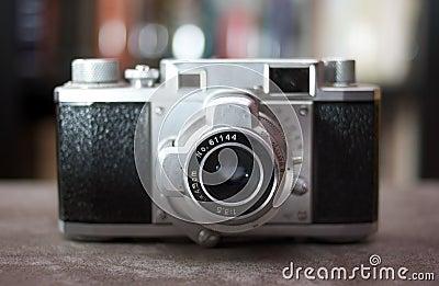 Antique Range Finder Camera