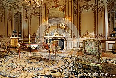 Antique Room Editorial Image