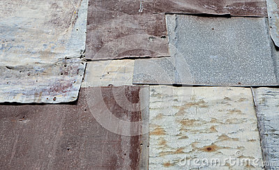 Antique Siding Stock Photo Image 45029004