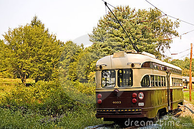 Antique Street Trolley - 8