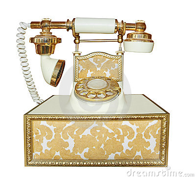 Antique Style Phone