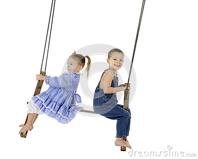 Antique Swinging